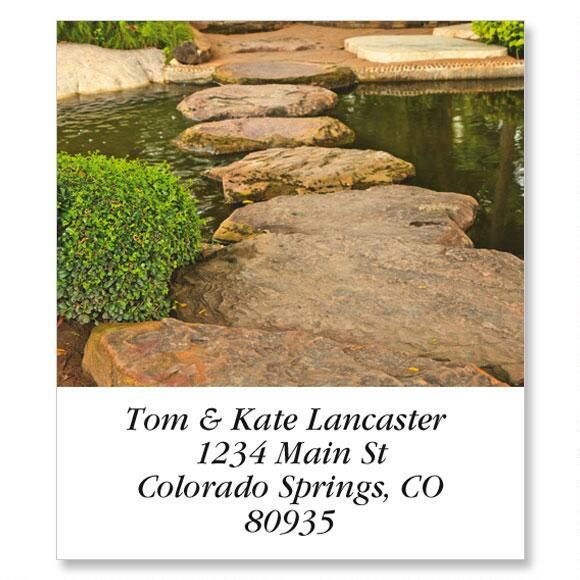 Footpath Select Return Address Labels
