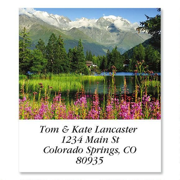 Champex  Select Address Labels