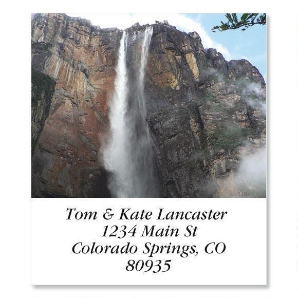Angel Falls  Select Address Labels
