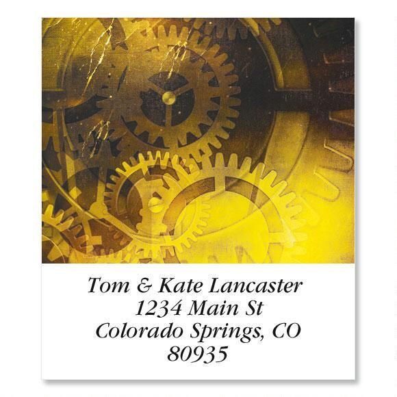 Out Of Time Select Return Address Labels