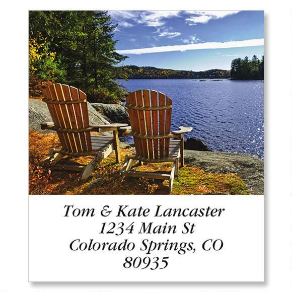 Both At Ease Select Address Labels