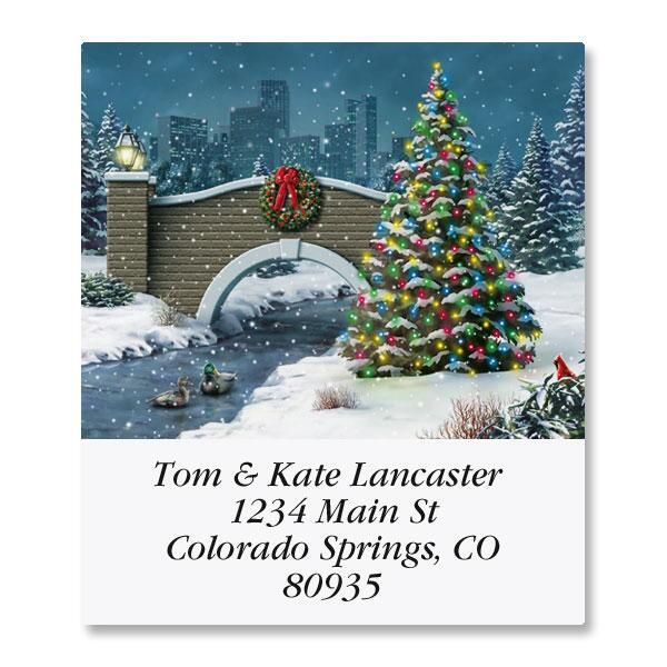 Peace for a Moment Select Address Labels