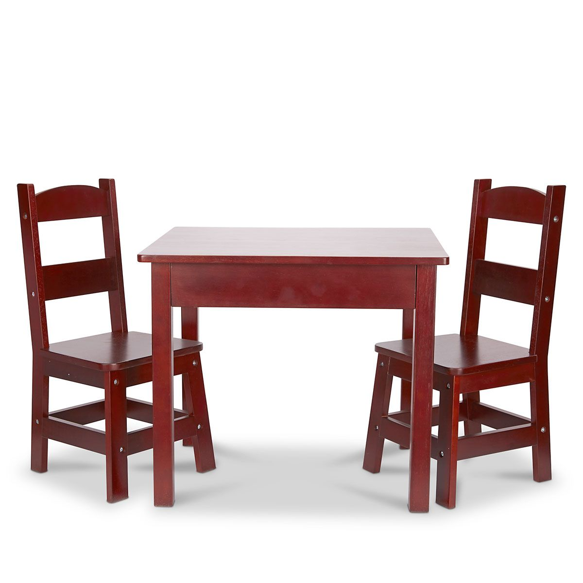 Custom Wooden Table and Chairs by Melissa & Doug®