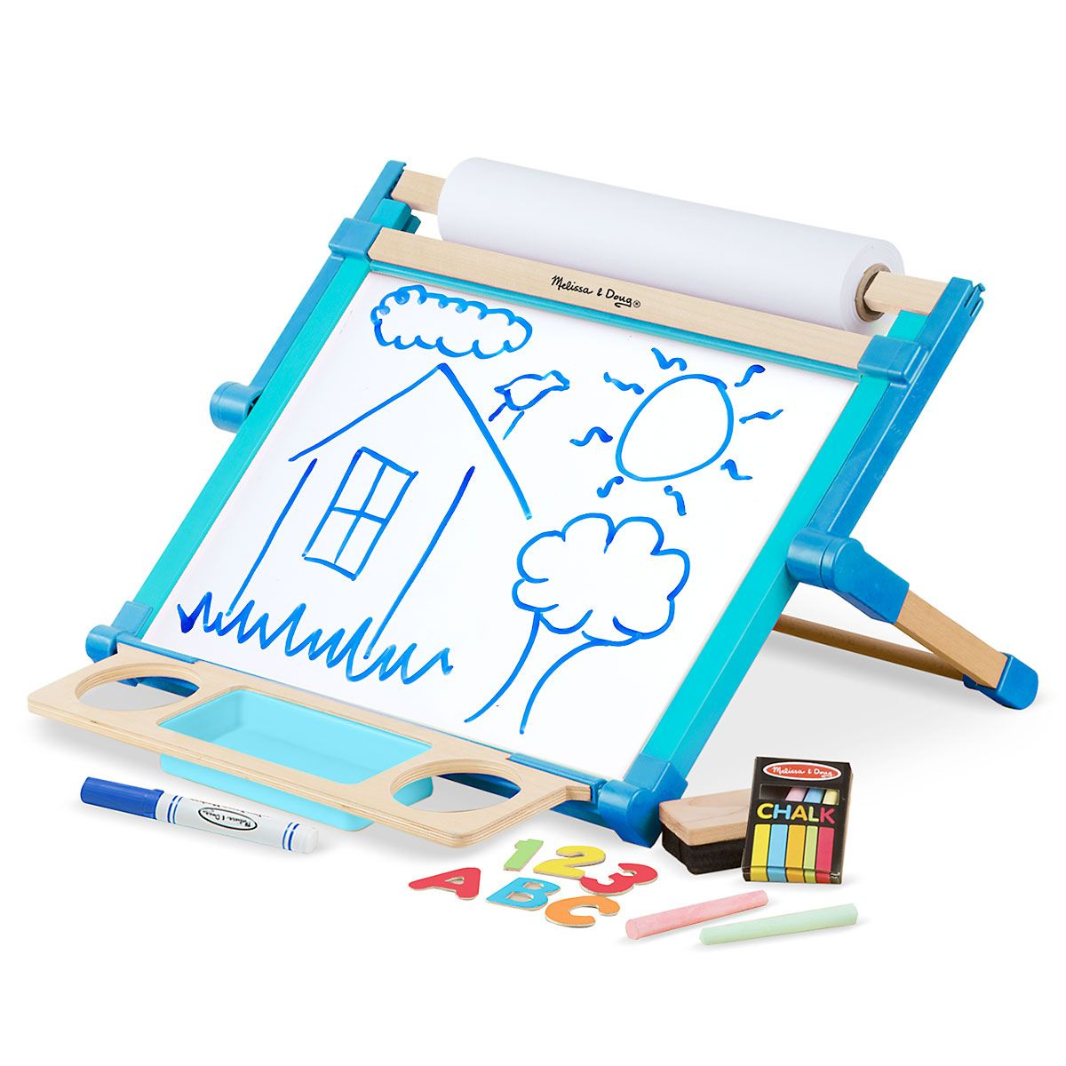Double-Sided Tabletop Easel by Melissa & Doug®