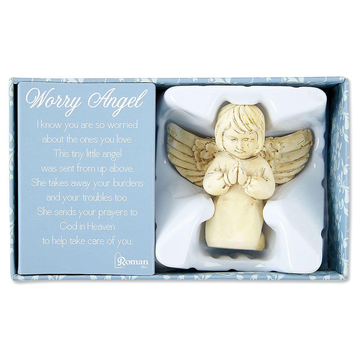 Worry Angel Keepsake