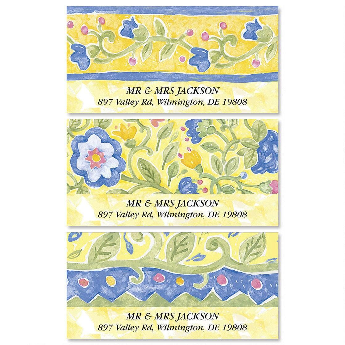 Tuscan Sun Deluxe Address Labels  (3 Designs)