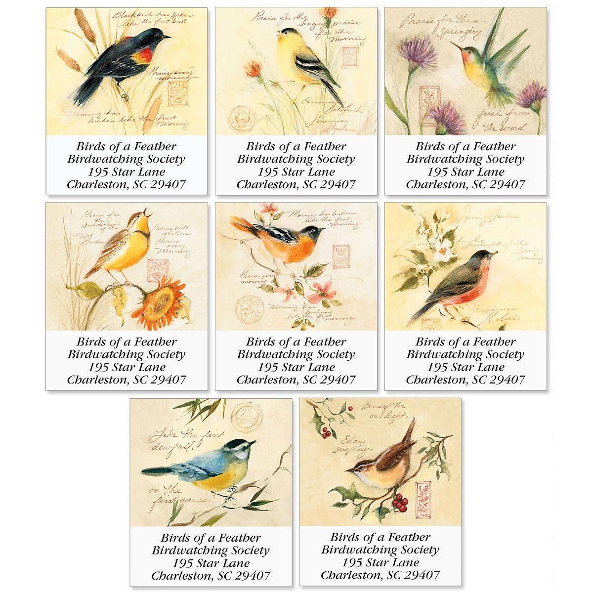 Morning Praise Select Return Address Labels  (8 Designs)
