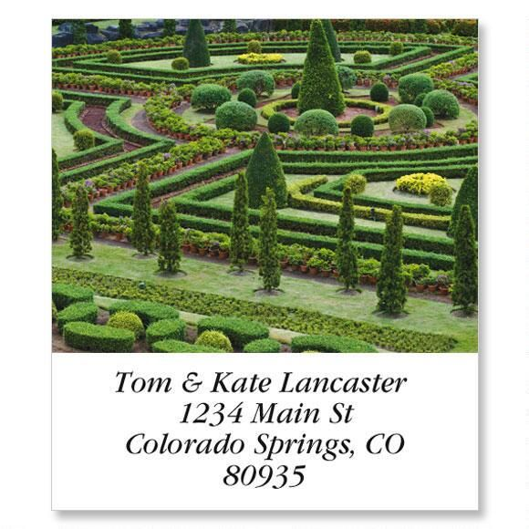 Garden Path Select Address Labels  (12 Designs)