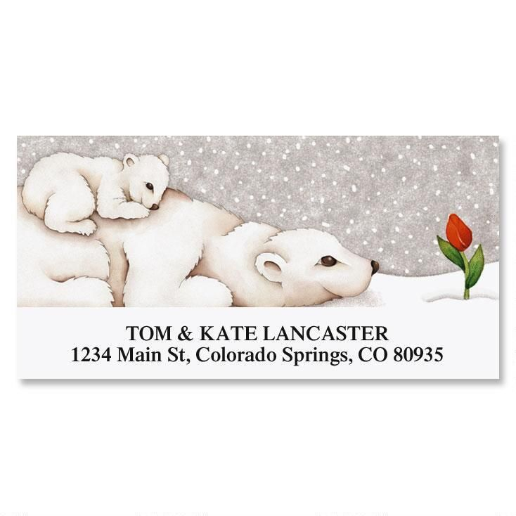 Celebrate Year Round Deluxe Return Address Labels  (12 Designs)