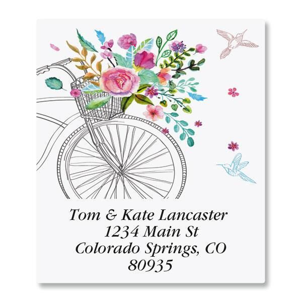 Prismatic Select Address Labels  (6 Designs)