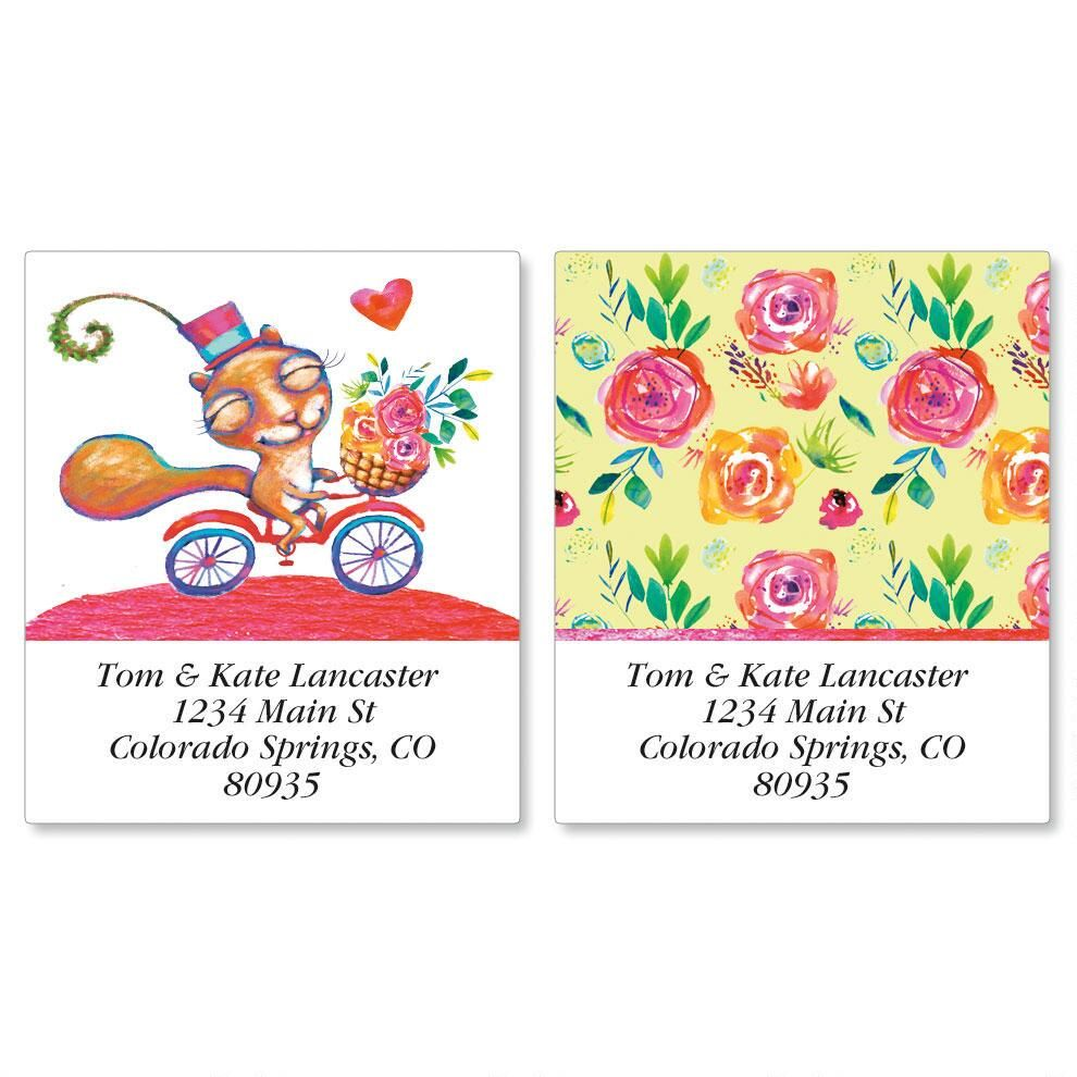 You Are Loved Select Return Address Labels  (2 Designs)