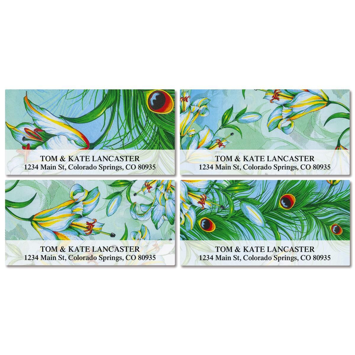 Purity Deluxe Return Address Labels  (4 Designs)