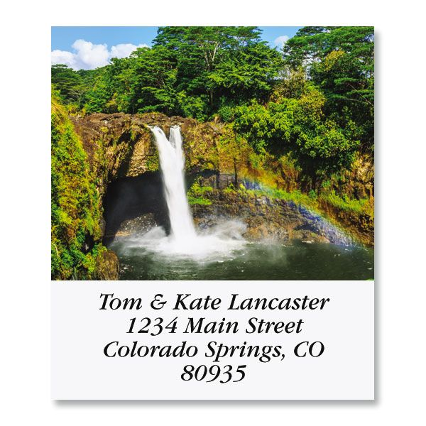 Hawaii Select Return Address Labels (6 Designs)
