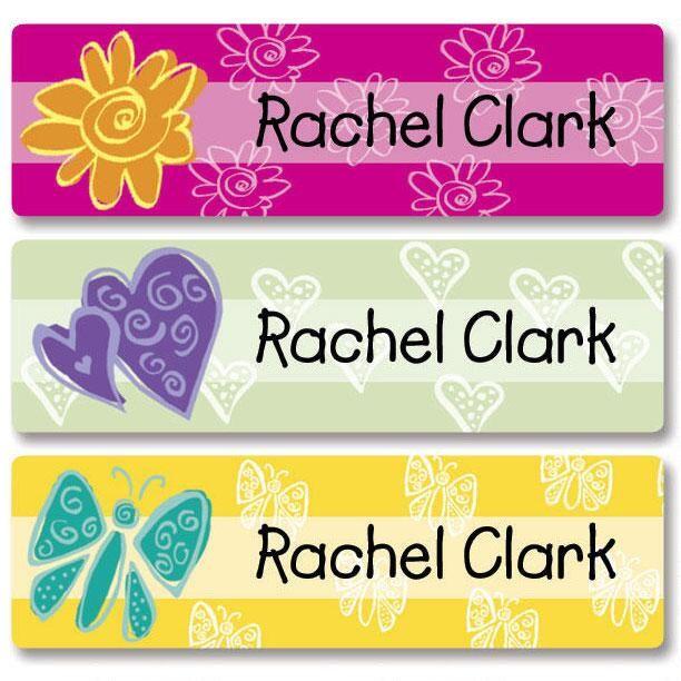 My Very Own Belongs To ID Labels  (3 Designs)