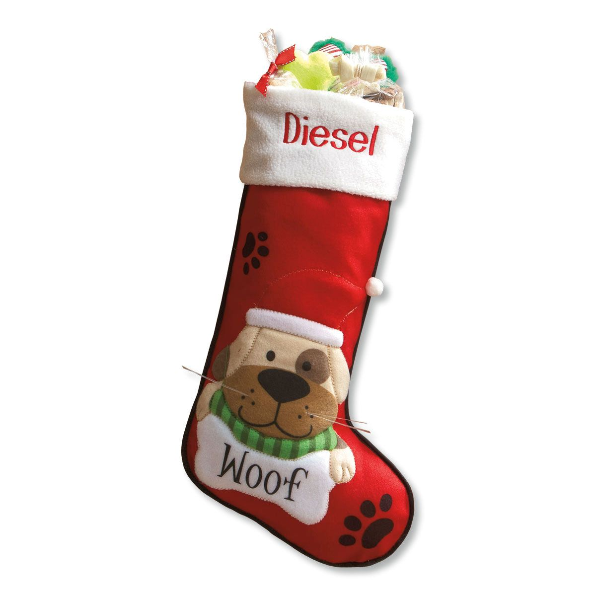 Custom Pet Christmas Stockings