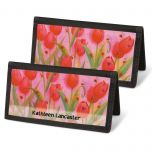 Springtime Delights by Tim Coffey Personal Checkbook Covers
