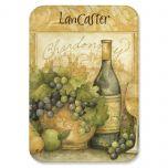 Wine Bottle Personalized Cutting Board
