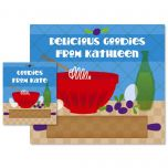 Baking Canning Labels