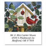 Cardinals at Home   Select Address Labels
