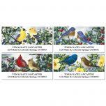 Garden Companions Deluxe Return Address Labels  (4 Designs)