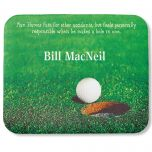 Golf  Personalized Mousepad