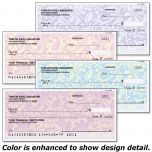 Lace Personal Checks