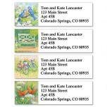 Summertime Classic Address Labels   (4 Designs)