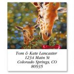 You and Yours Select Christmas Address Labels