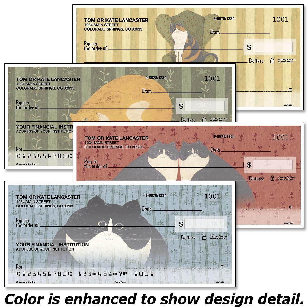 Cozy Cats Duplicate Checks