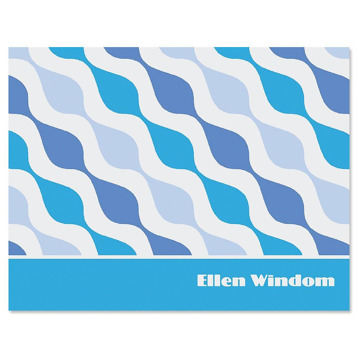 Ogee Note Cards - Set of 12
