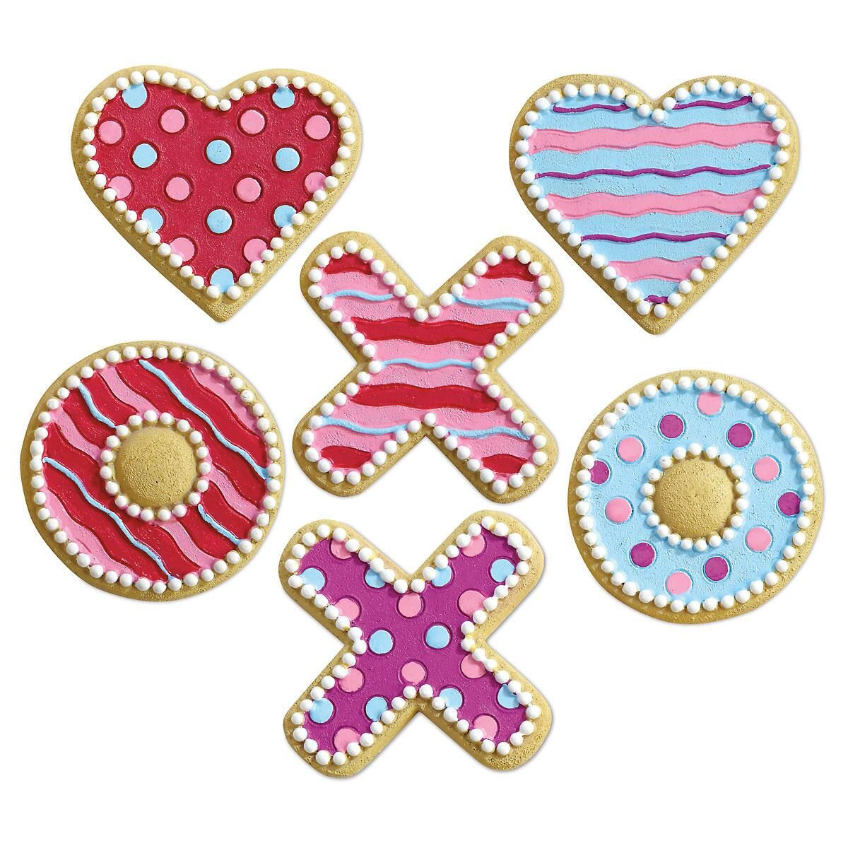 XO Cookie Magnets