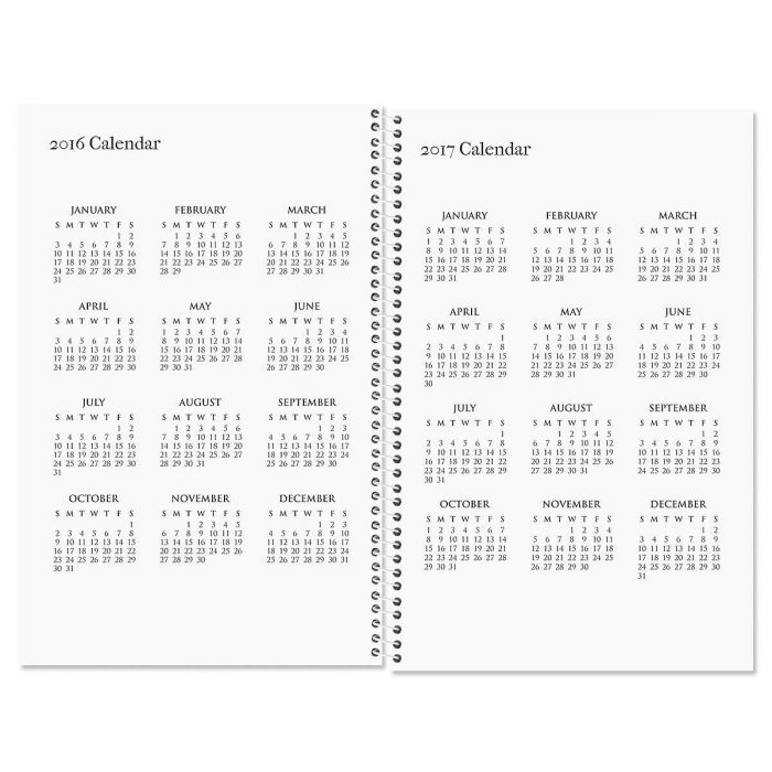 Color Swirl Personalized Planner