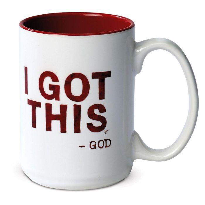 I Got This God Novelty Mug