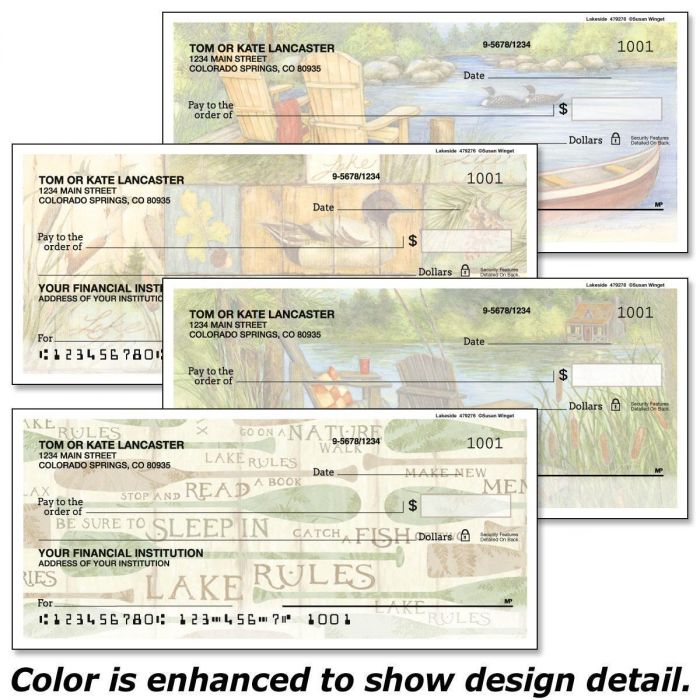 Lakeside Duplicate Checks
