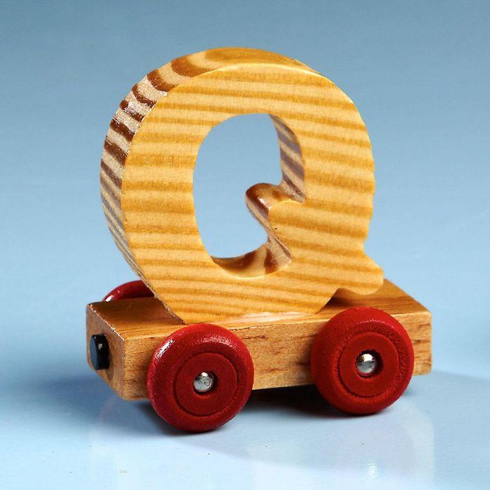 Letter Car &#45 Q