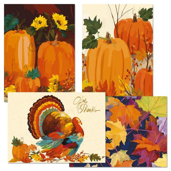 Thanksgiving Greeting Cards