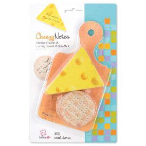 Cheezy Sticky Notes
