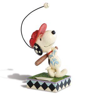 Snoopy™ Baseball by Jim Shore®