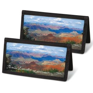 Grand Canyon Personal Checkbook Covers