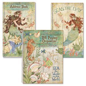 Seas the Day Organizer Books