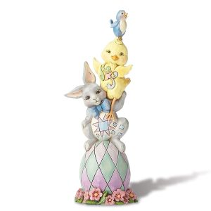 Pint Sized Easter Stack by Jim Shore