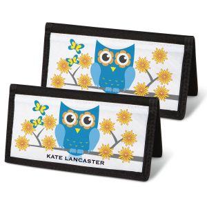 Owluminations Personal Checkbook Covers