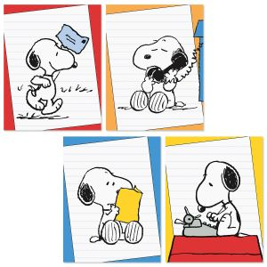 PEANUTS® Bright Note Cards - Buy 1 Get 1 Free