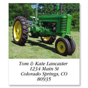 Antique Tractors Select Address Labels  (8 Designs)