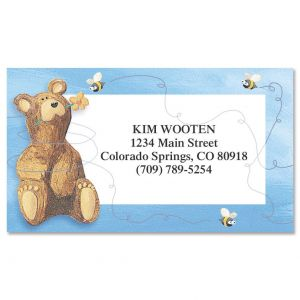 Bear Lodge Buddy  Business Cards