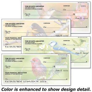 Birds of America Personal Checks