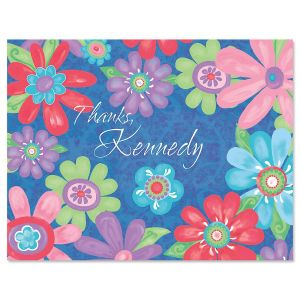 Blossom Thank You Cards
