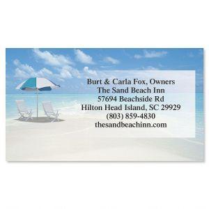Calm Seas Business Cards