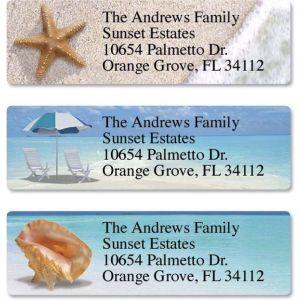 Calm Seas Classic Address Labels  (3 Designs)