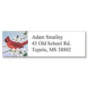 Cardinal Classic Address Labels